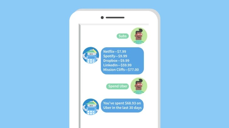 facebook chatbot for business screenshot