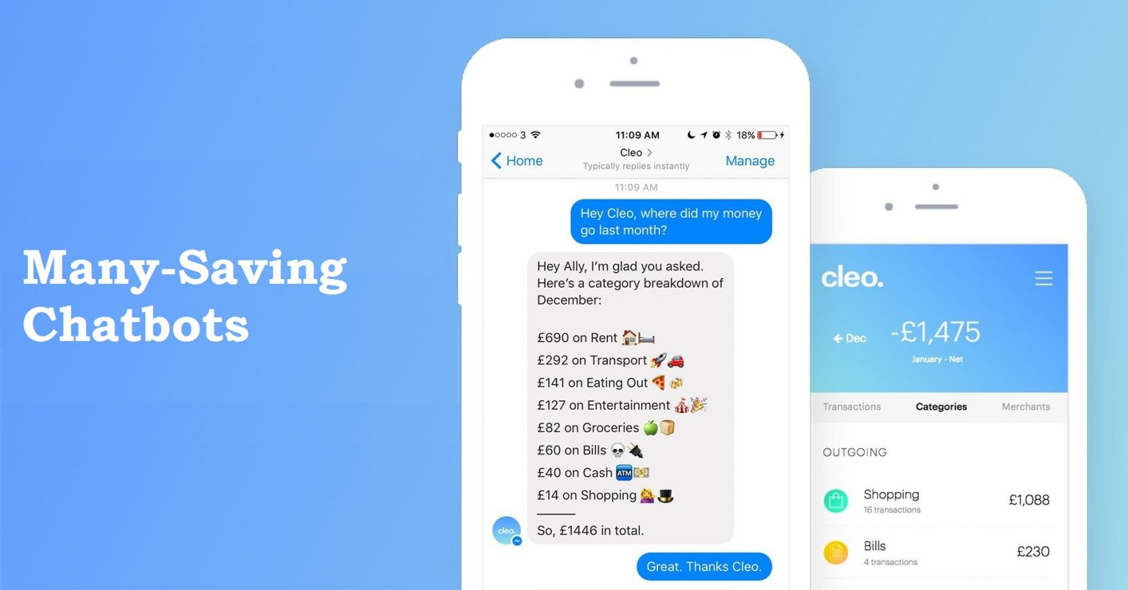What you should know about money-saving chatbots — Jasoren