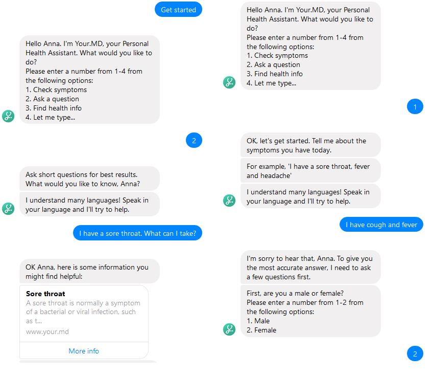 types of bots screenshot