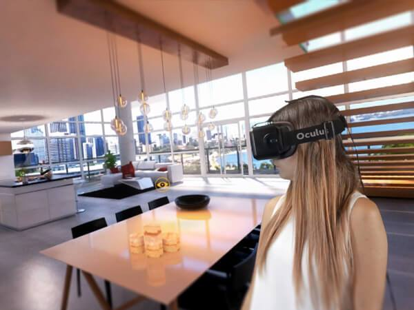 VR in Marketing & sales