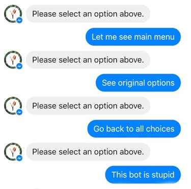 how to use messenger bot