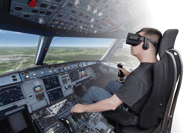 aviation vr training