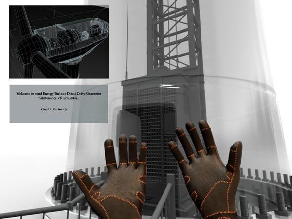 vr maintenance simulator