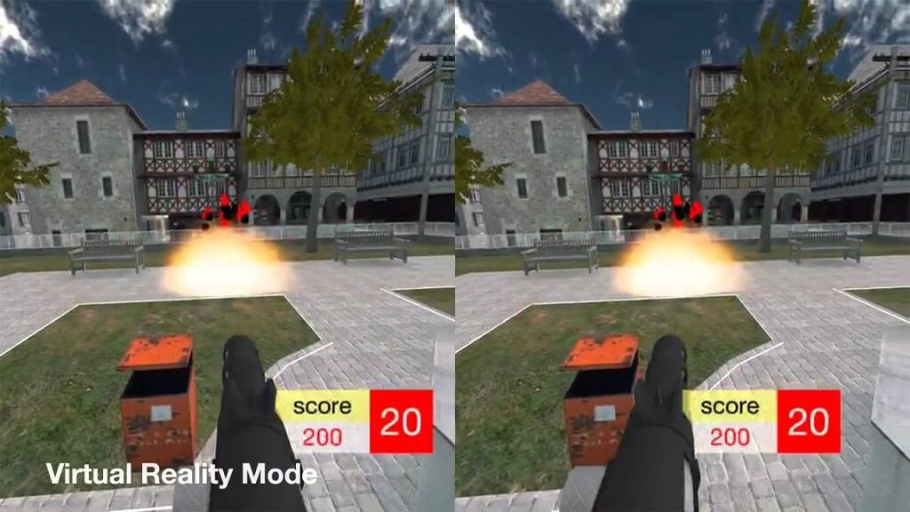 virtual reality applications fasthit