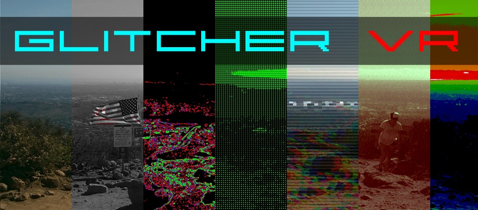 virtual reality applications glitcher