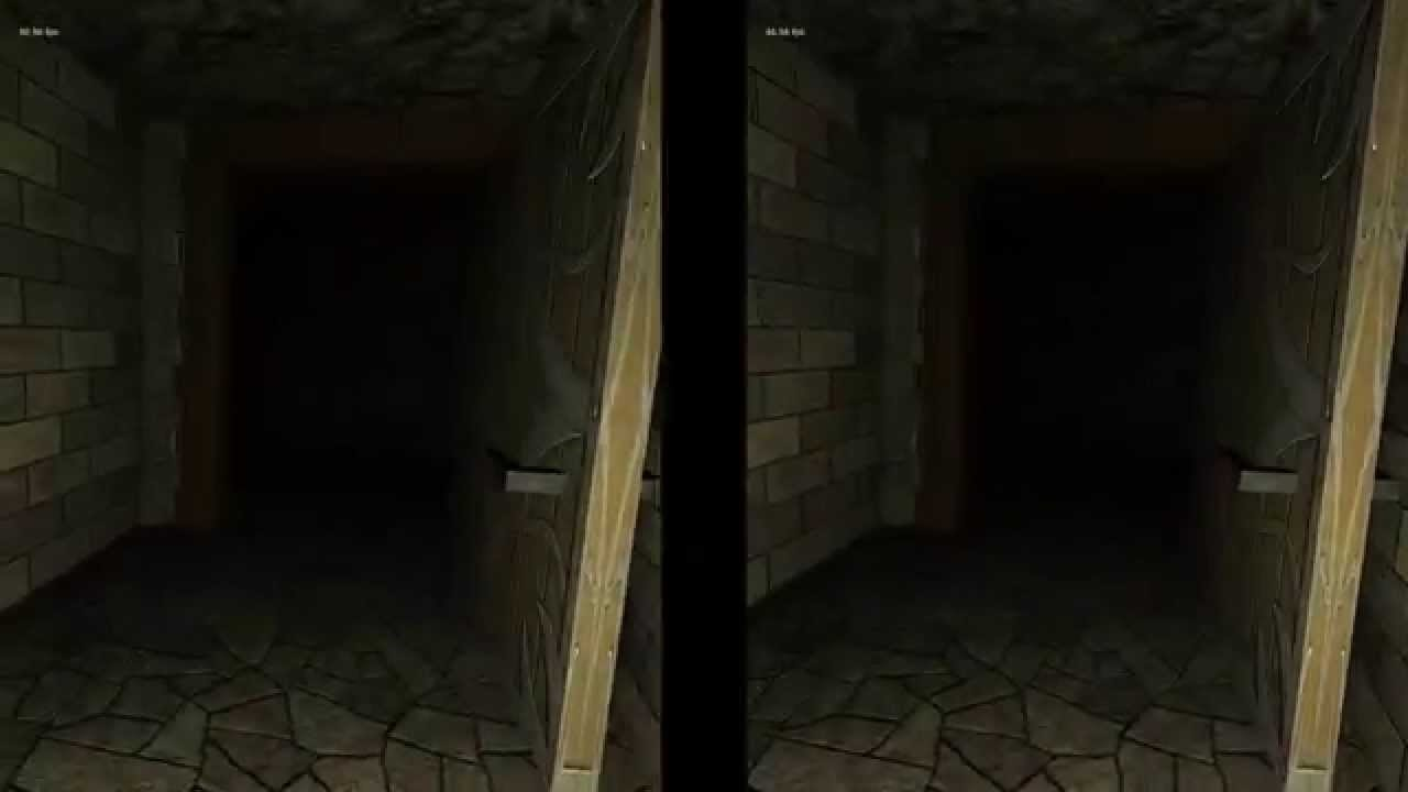 virtual reality applications halls of fear
