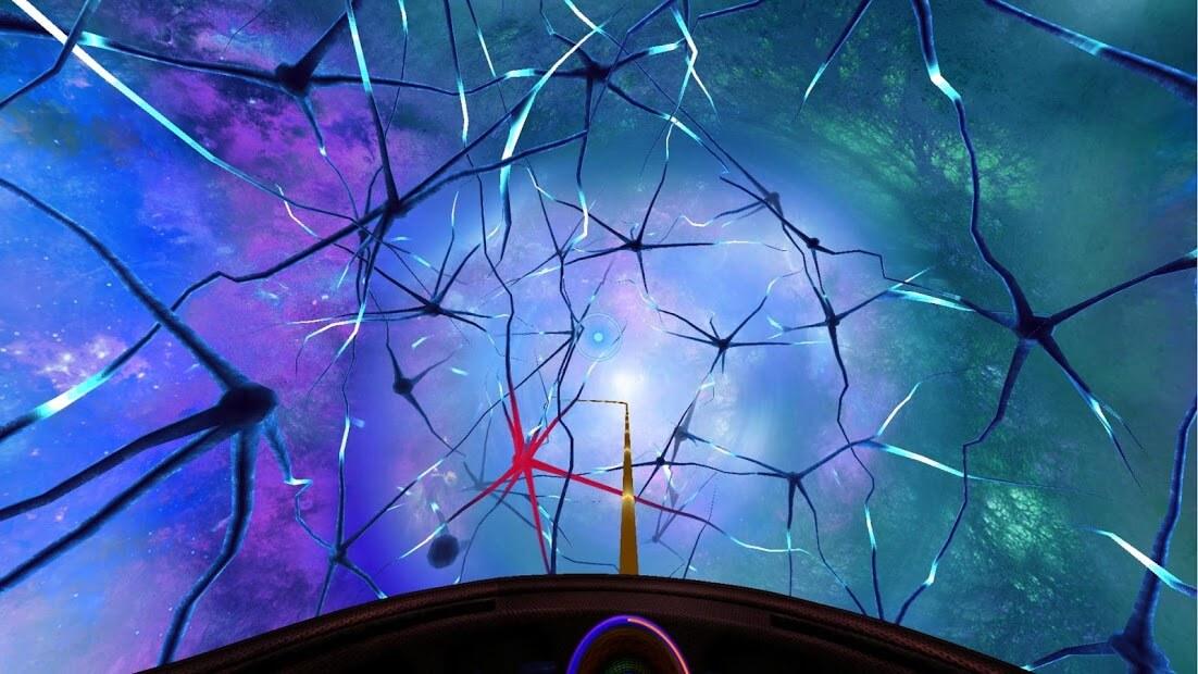 virtual reality applications inmind
