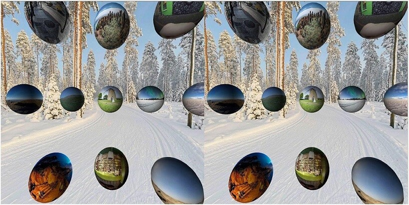 virtual reality applications orbulus