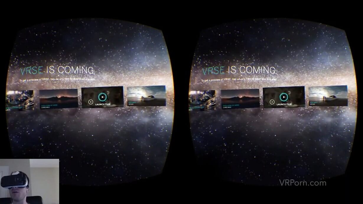 virtual reality applications vrse