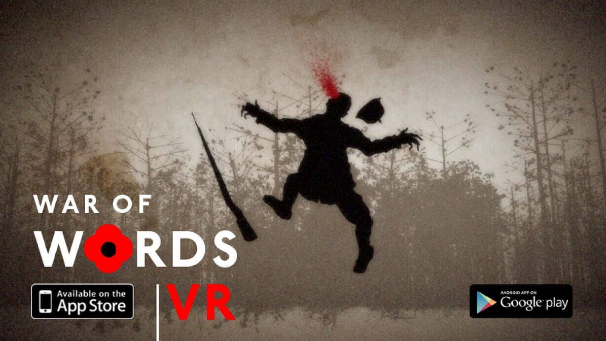 virtual reality applications war of words