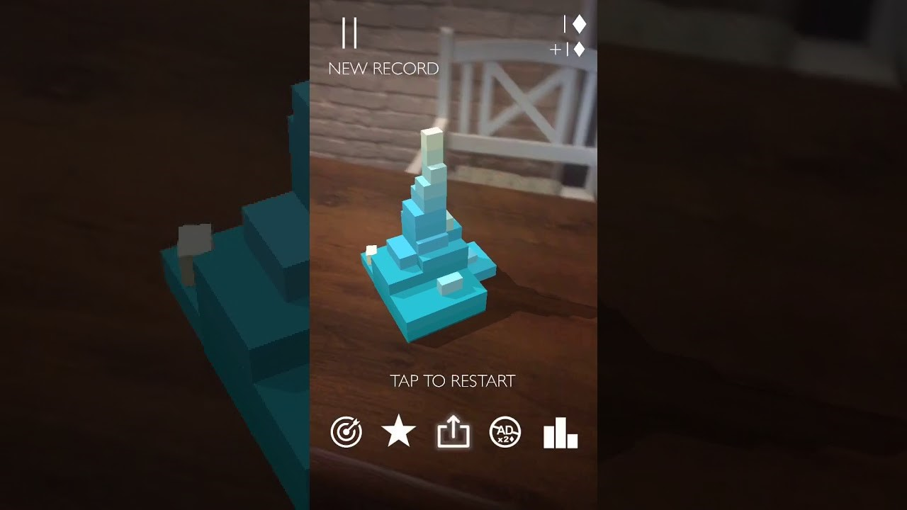 augmented reality games StackAR