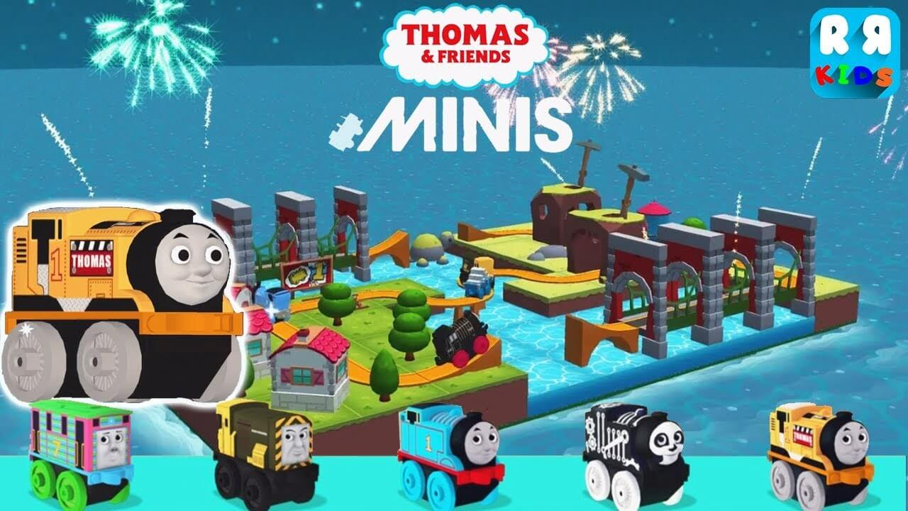 iphone augmented reality game thomas
