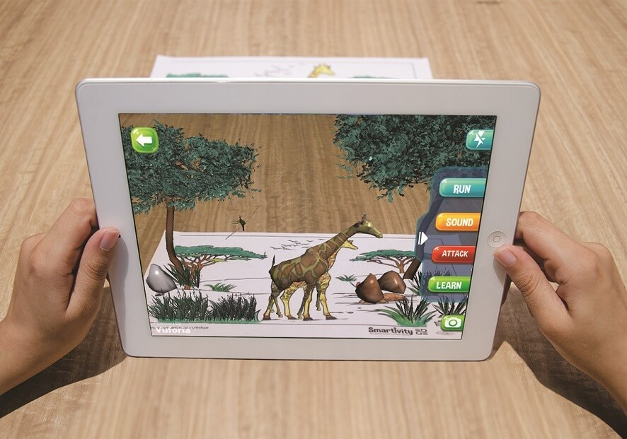 ar apps for education