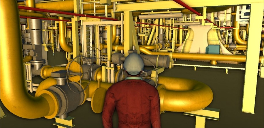 virtual reality in the oil and gas industry