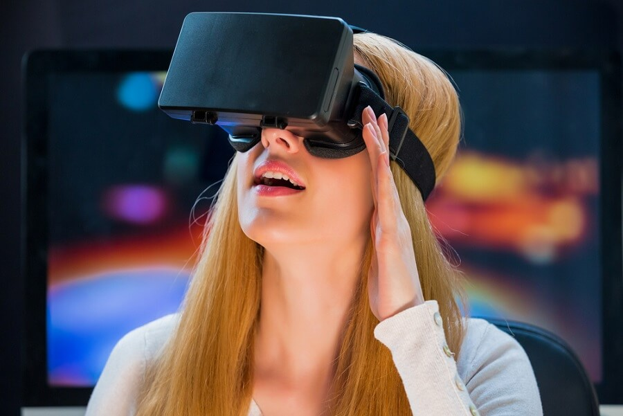 virtual reality application for events
