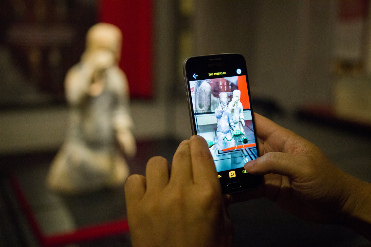 ar apps for museums