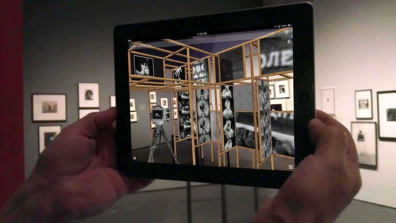 augmented reality apps for museums