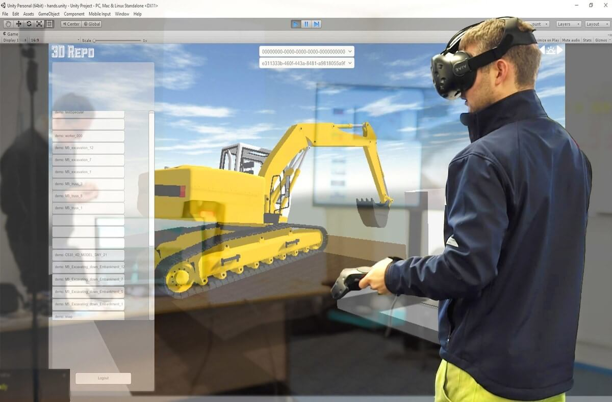 vr apps construction industry