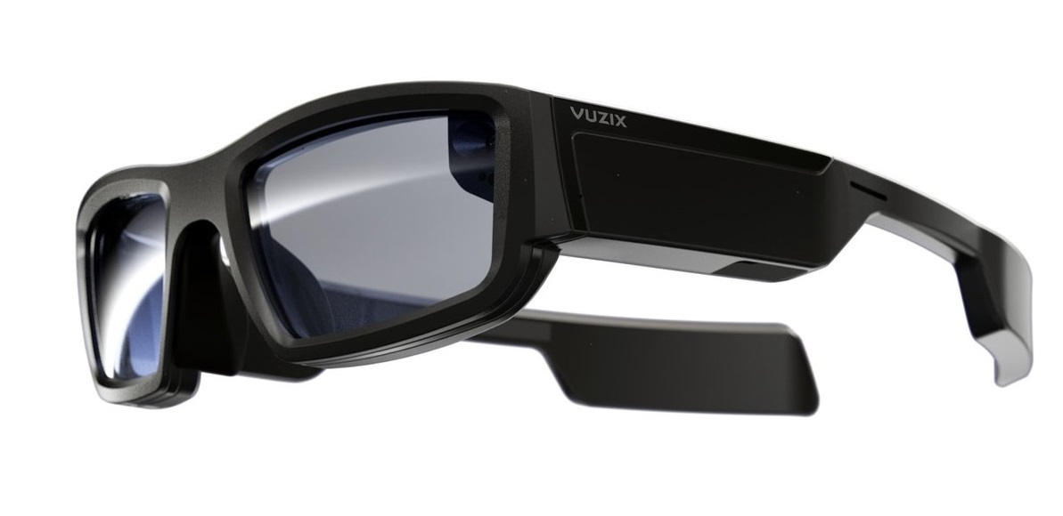 augmented reality glasses vuzix