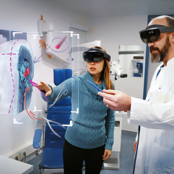 ar-vr for healthcare