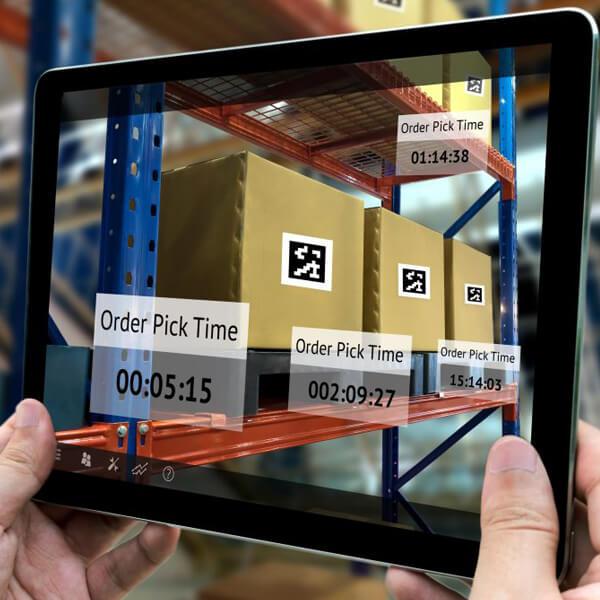 AR and VR in logistics — Jasoren