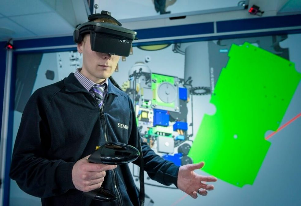 manufacturing vr training