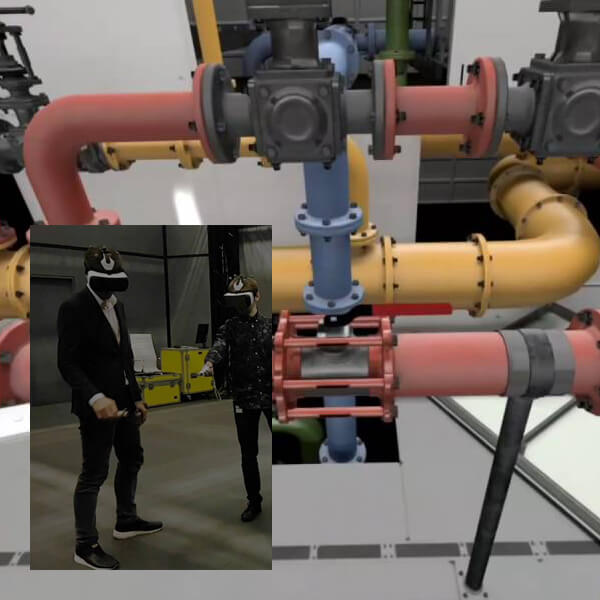 oil and gas VR