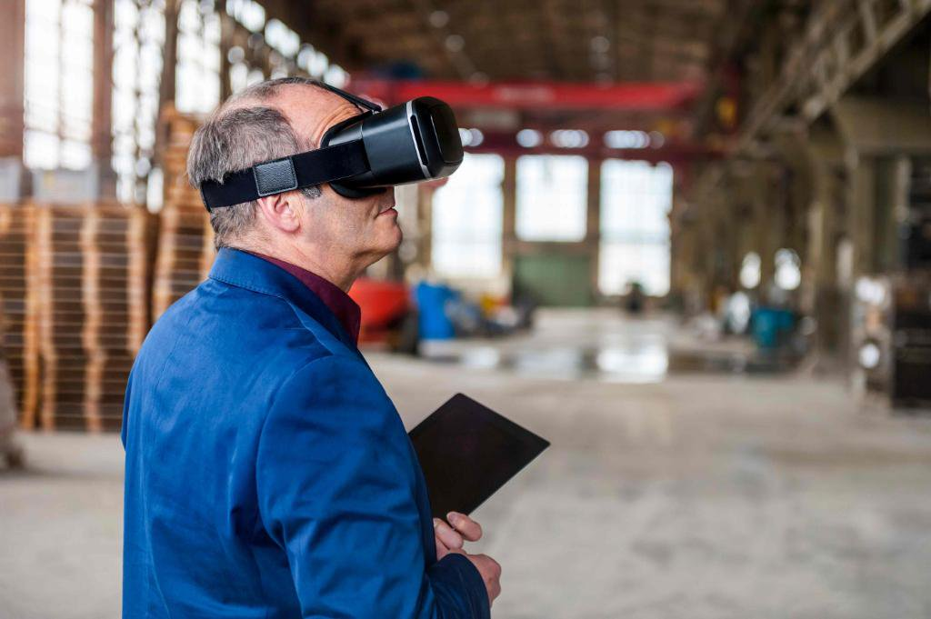 vr in manufacturing