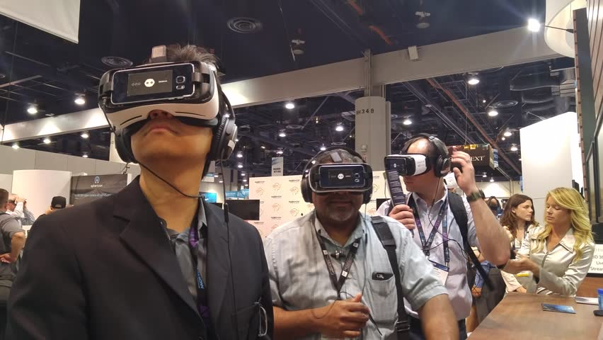 vr trade shows