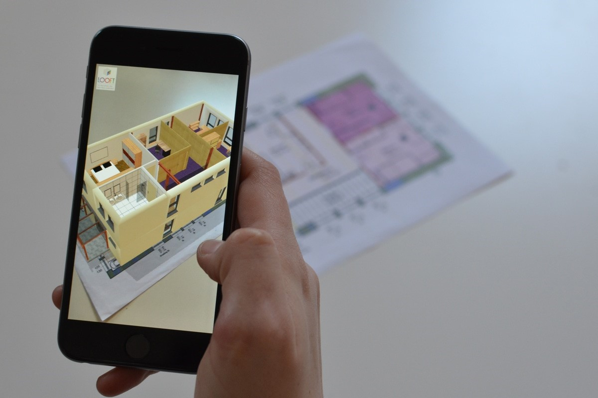 ar apps in construction