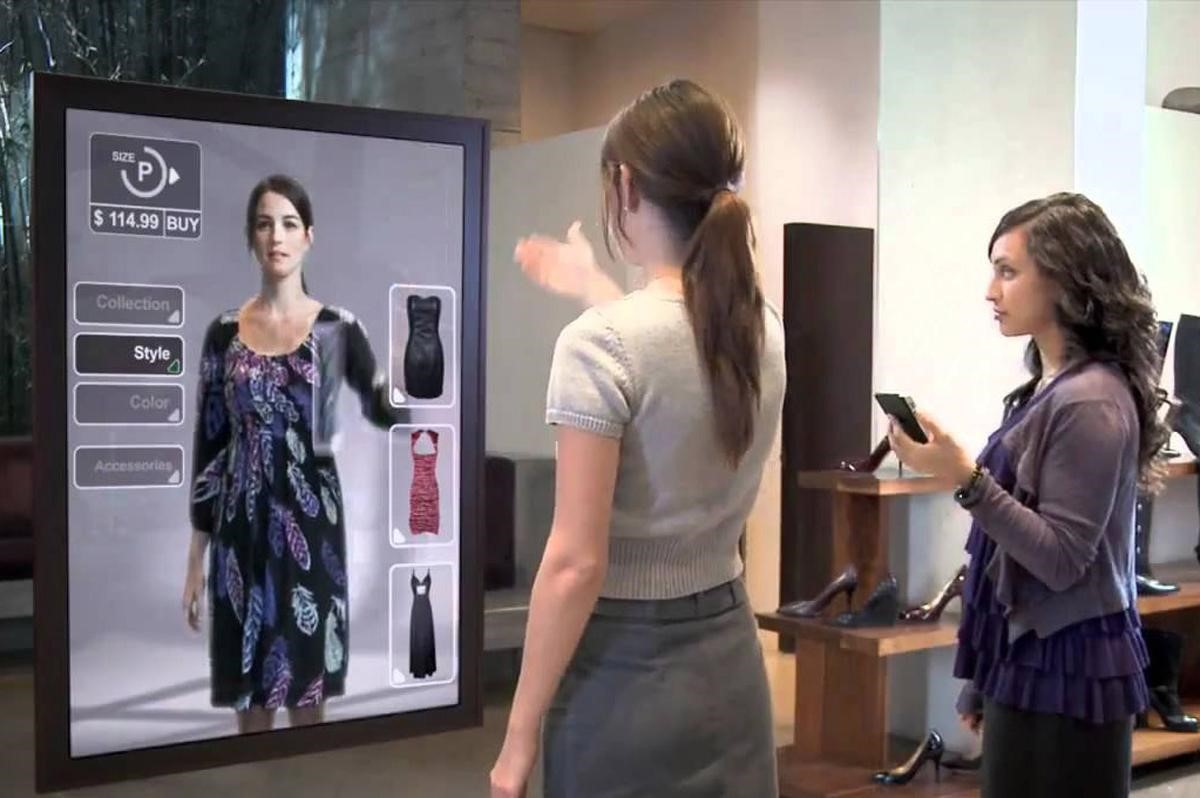 ar technology in retail