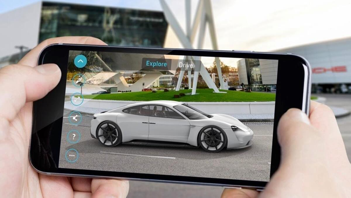 AR in the Automotive industry — Jasoren
