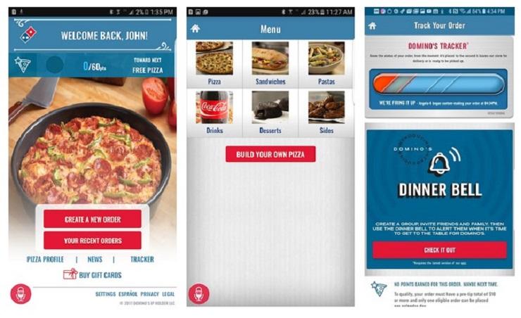 domino augmented reality app