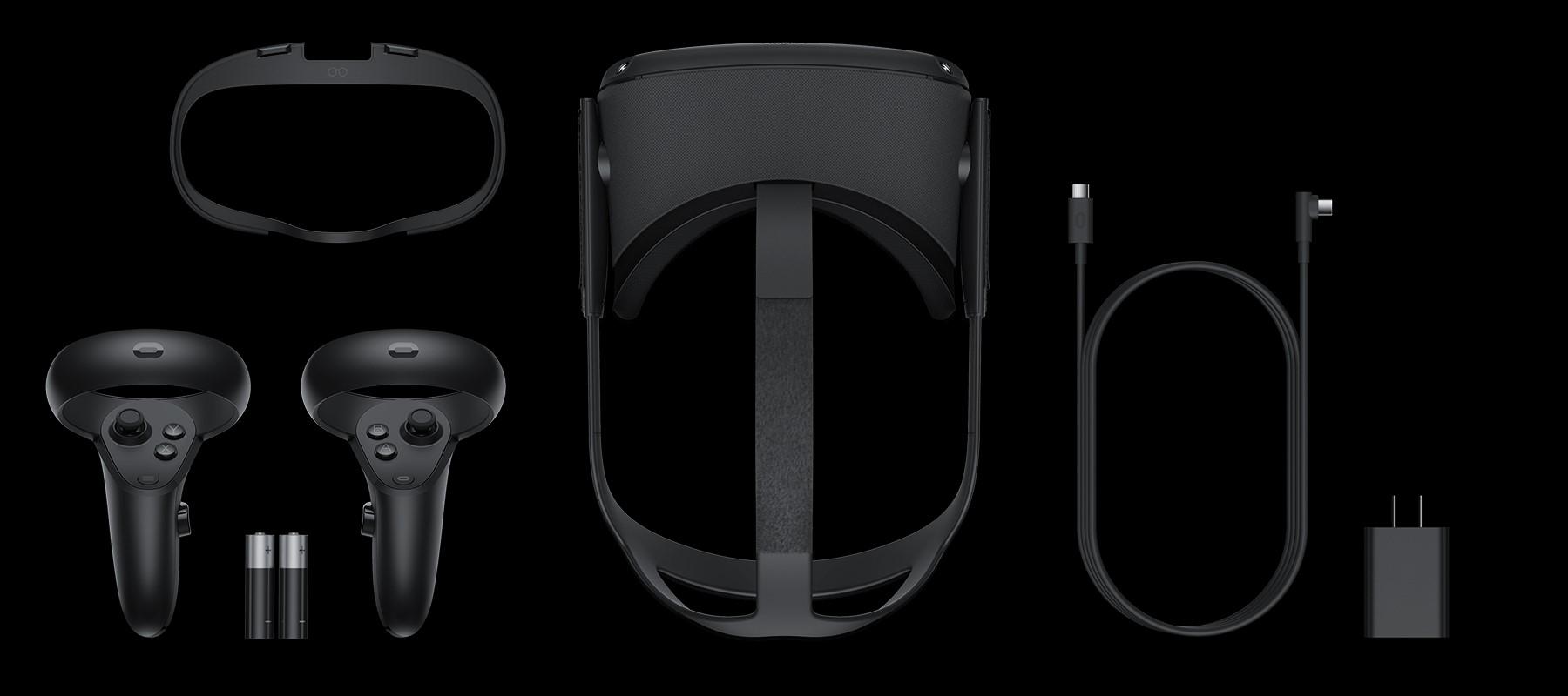 content oculus vr headset