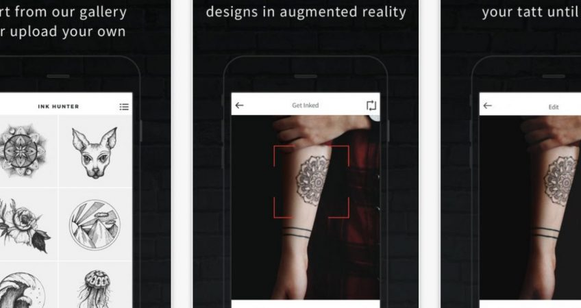 augmented reality tattoo