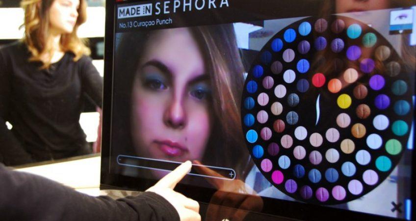 Sephora-3D-mirror
