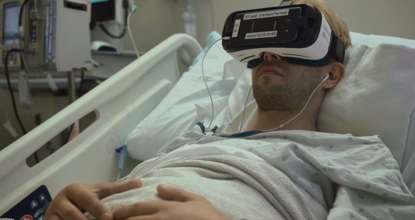VR AR in healthcare
