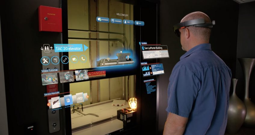 augmented reality in corporate training