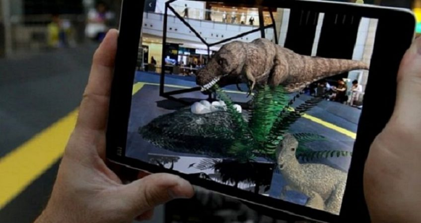 augmented reality develop