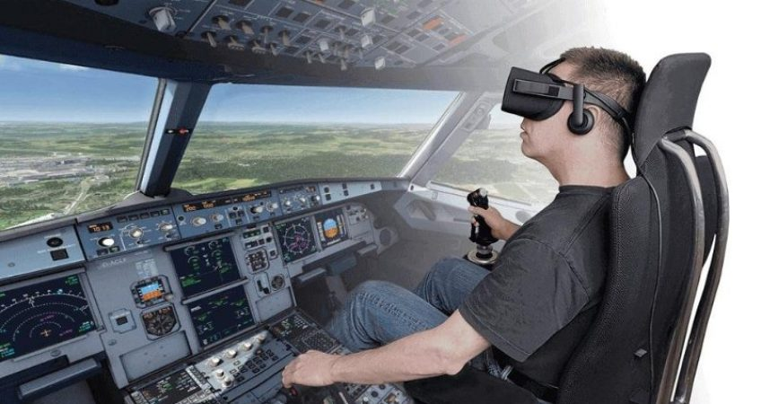 aviation vr training