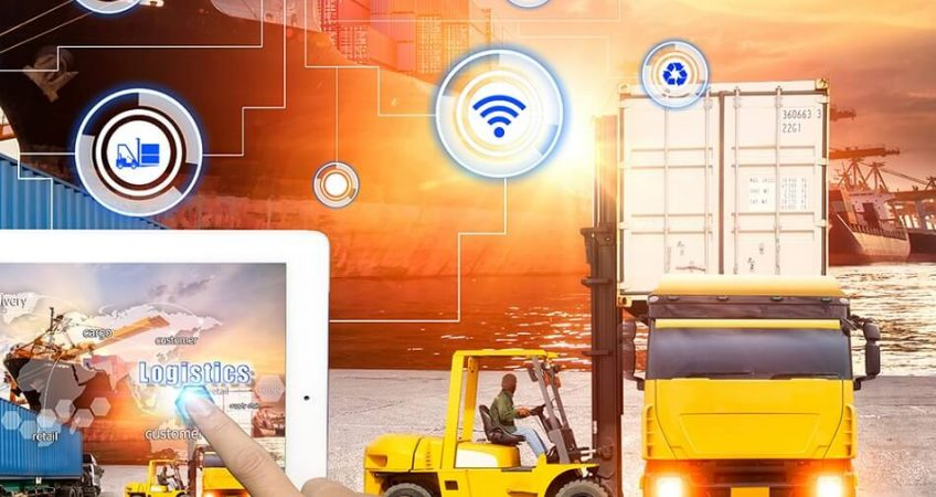 logistics mobile apps