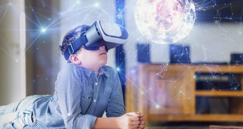 vr app development for schools