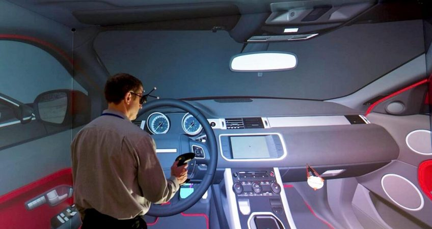vr apps automotive